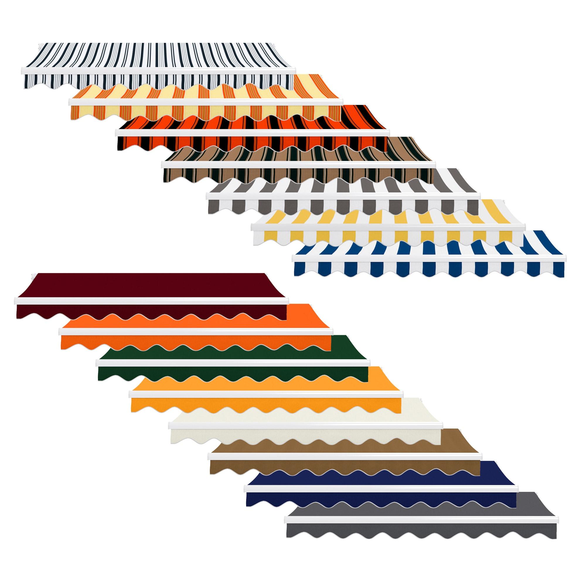 Wundervoll JAROLIFT Markisen-Dachsparrenhalter für Gelenkarmmarkise Basic KX68