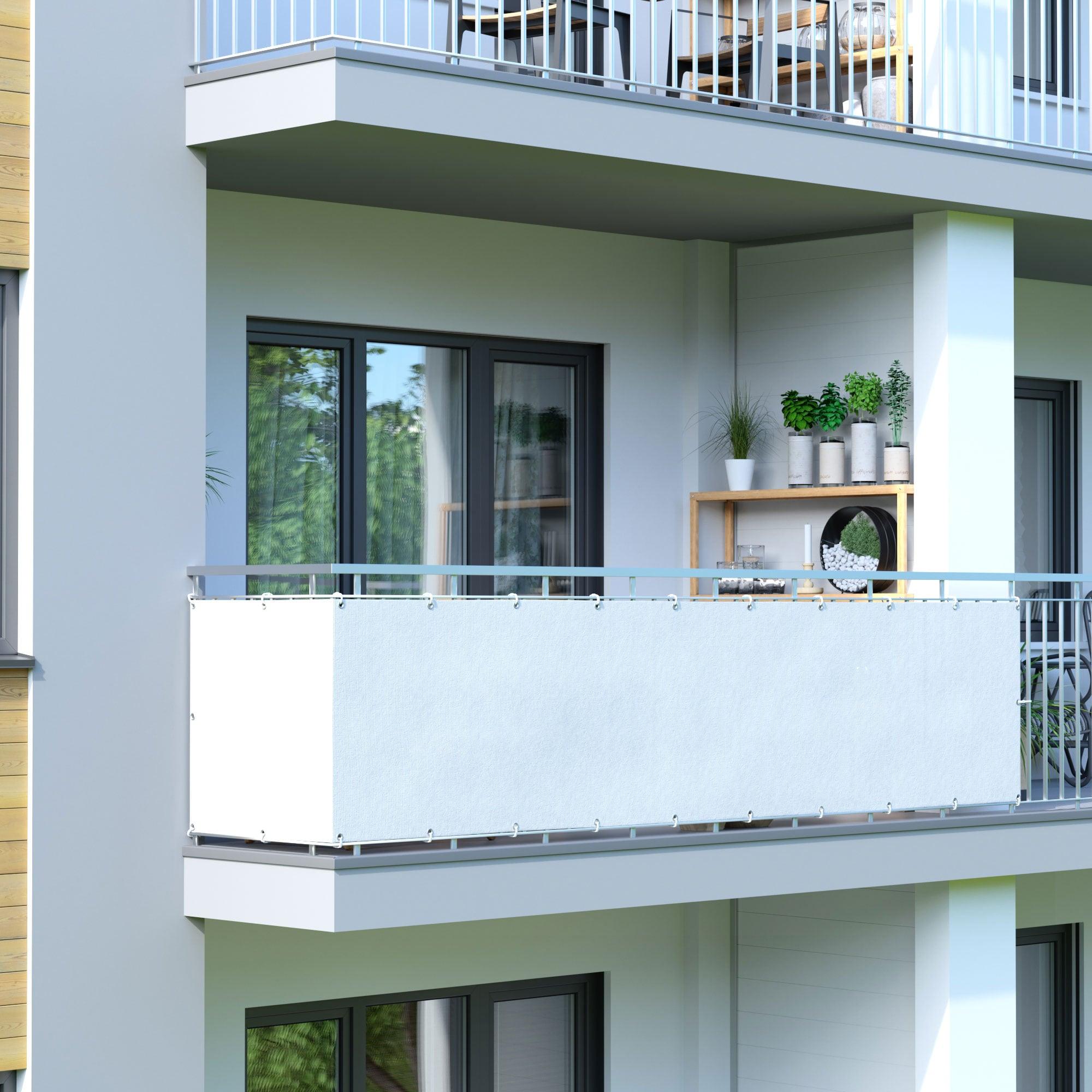 Außenrollos Senkrechtmarkisen für Balkon JAROLIFT