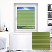 VICTORIA M Elegance Plissee | maßgeschneiderte Breite | Efix007ch grün