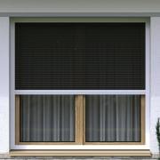 JAROLIFT Insektenschutz-Plissee nach Maß für Fenster & Dachfenster