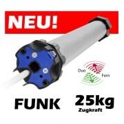 RADEMACHER RTFM 10/16 Z DuoFern Funk Rolladenmotor (26601065)