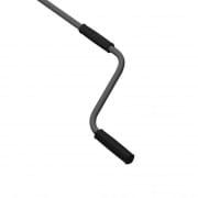 JAROLIFT Markisenkurbel 150cm starr, schwarz-matt