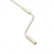 JAROLIFT Markisenkurbel 150cm starr, cremeweiß-glänzend