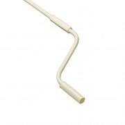 JAROLIFT Markisenkurbel 180cm starr, cremeweiß-glänzend