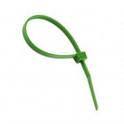 JAROLIFT Kabelbinder 3,6 x 140mm, grün (50 Stück)
