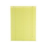 VICTORIA M Aluminium Jalousie 80 x 130cm, gelb