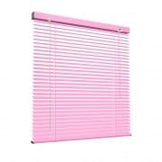 VICTORIA M Aluminium Jalousie 110 x 130cm, pink