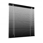 VICTORIA M Aluminium Jalousie 90 x 130cm, schwarz