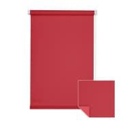 VICTORIA M Klemmfix Verdunkelungsrollo 90 x 150cm, rot