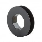 JAROLIFT Gurtscheibe für 40mm Rolladenwelle (D = 85mm)