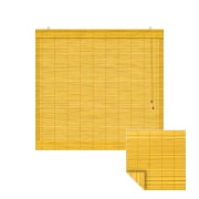 VICTORIA M Klemmfix Bambus-Raffrollo 130 x 160cm, bambus