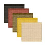 VICTORIA M Bambus-Raffrollos (Größe & Farbe nach Wahl)