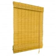 VICTORIA M Klemmfix Bambus-Raffrollo 150 x 220cm, bambus