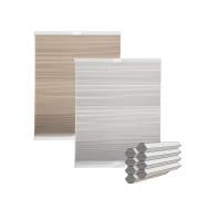 VICTORIA M Wabenplissees Standard & Klemmfix (Farbe & Größe nach Wahl)