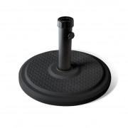paramondo Sonnenschirm Schirmständer Standard rund, schwarz