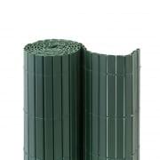 JAROLIFT Premium PVC Sichtschutzmatte 80 x 500cm, grün