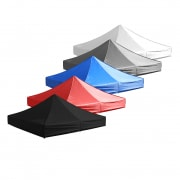 Paramondo Faltpavillon PRO 30/PRO 40 Dächer (Typ nach Wahl)