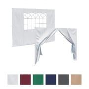 PARAMONDO Seitenwände für Faltpavillon Basic & Premium (Typ & Farbe nach Wahl)