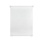 paramondo Außenrollo - Senkrechtmarkise | freihängend, 140 x 140 cm, weiß
