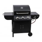 Mayer Barbecue ZUNDA Gasgrill MGG-531 Basic mit Seitenbrenner