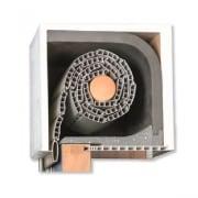 DiHa Kombi-Flex Polyethylen Rollladenkasten Komplettsanierungs-System