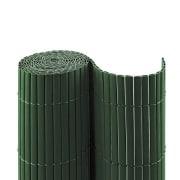 JAROLIFT PVC Sichtschutzmatte 140 x 300cm, grün
