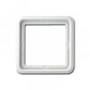 Jung 'CD 500' 1-Fach Rahmen (CD 581 WW)