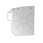 JAROLIFT Regenschutzdach für Basic Markise 295 x 250cm, weiss