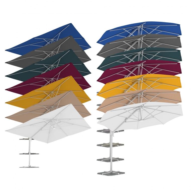 paramondo parapenda Ampelschirm (Typ & Farbe nach Wahl)