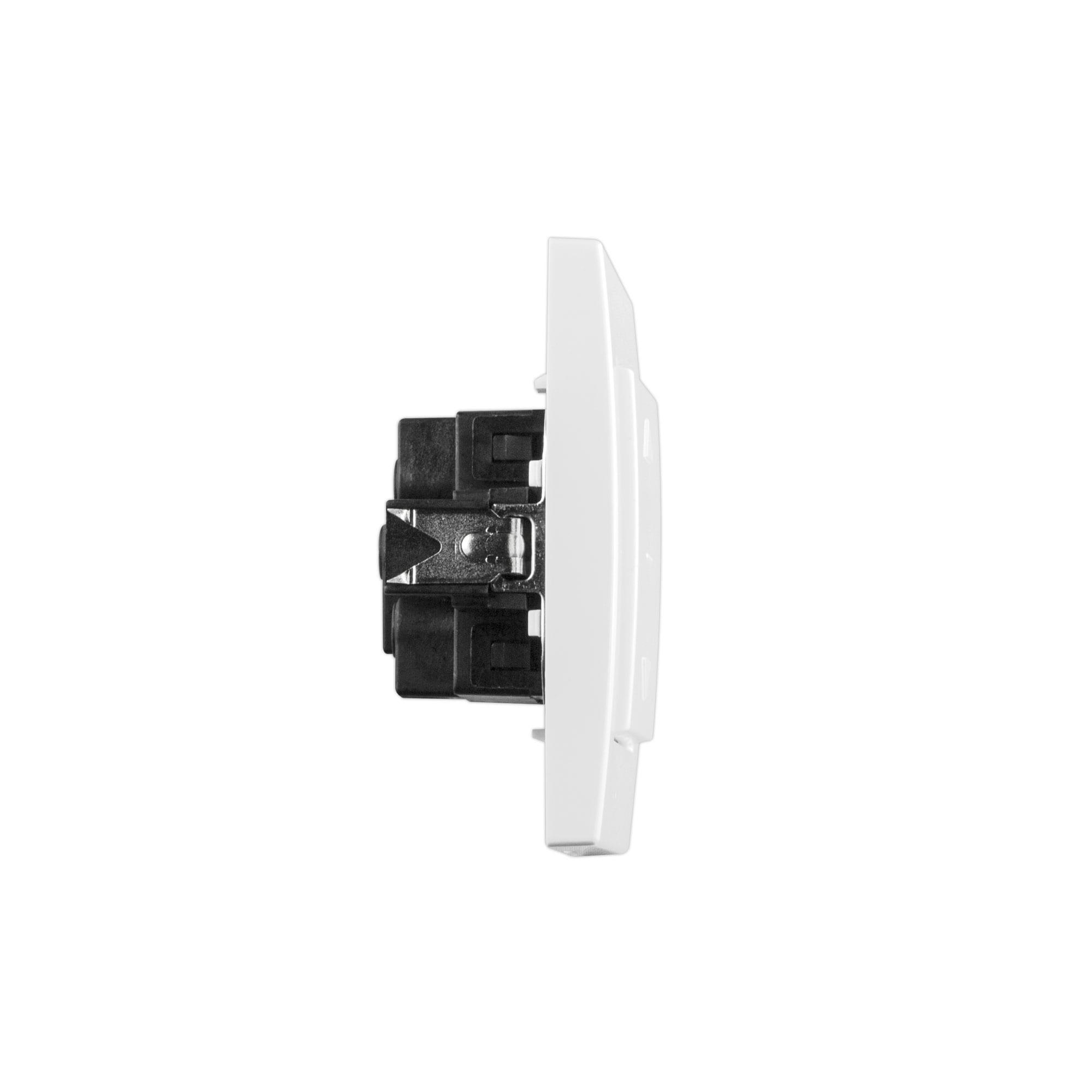 Design Wipptaster Typ 2 inkl. Außenrahmen - JAROLIFT - Jalousiescout.de