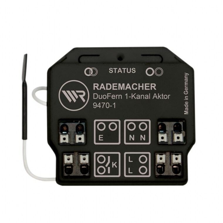 RADEMACHER 1-Kanal-Aktor DuoFern 9470-1 (35140261)