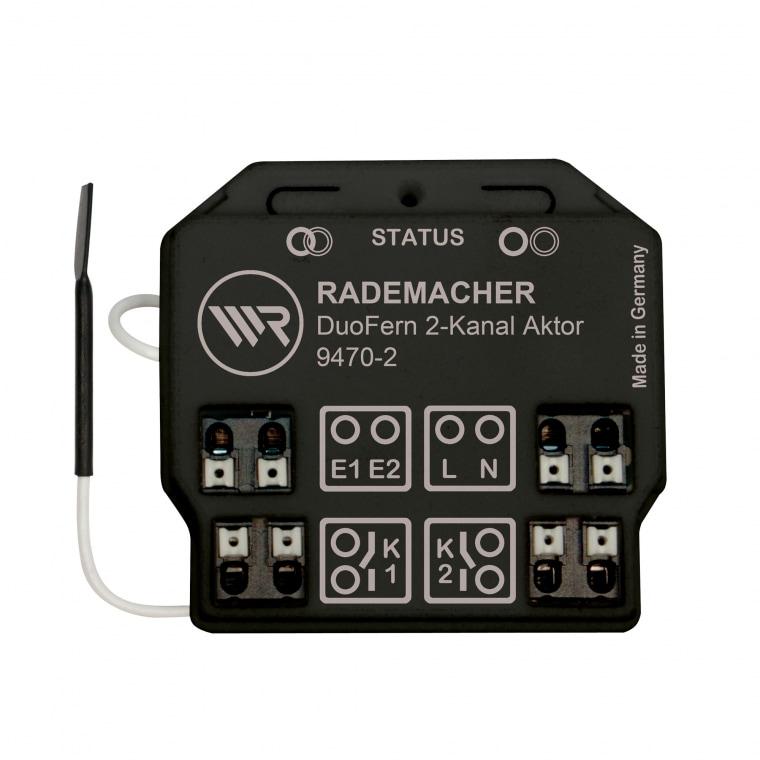 RADEMACHER 2-Kanal-Aktor DuoFern 9470-2 (35140262)