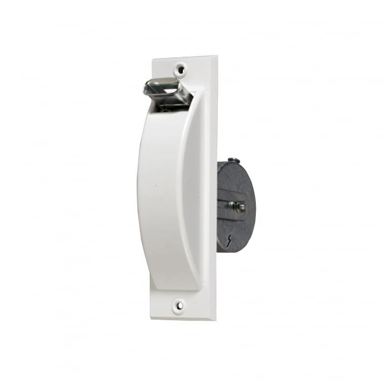 JAROLIFT Halbeinlaß Gurtwickler mit 5m Gurtaufnahme (102100)