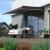 JAROLIFT Gelenkarmmarkise Basic Plus 450 x 350cm, Stoff anthrazit Uni