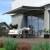 JAROLIFT Gelenkarmmarkise Basic Plus 500 x 350cm, Stoff anthrazit Uni