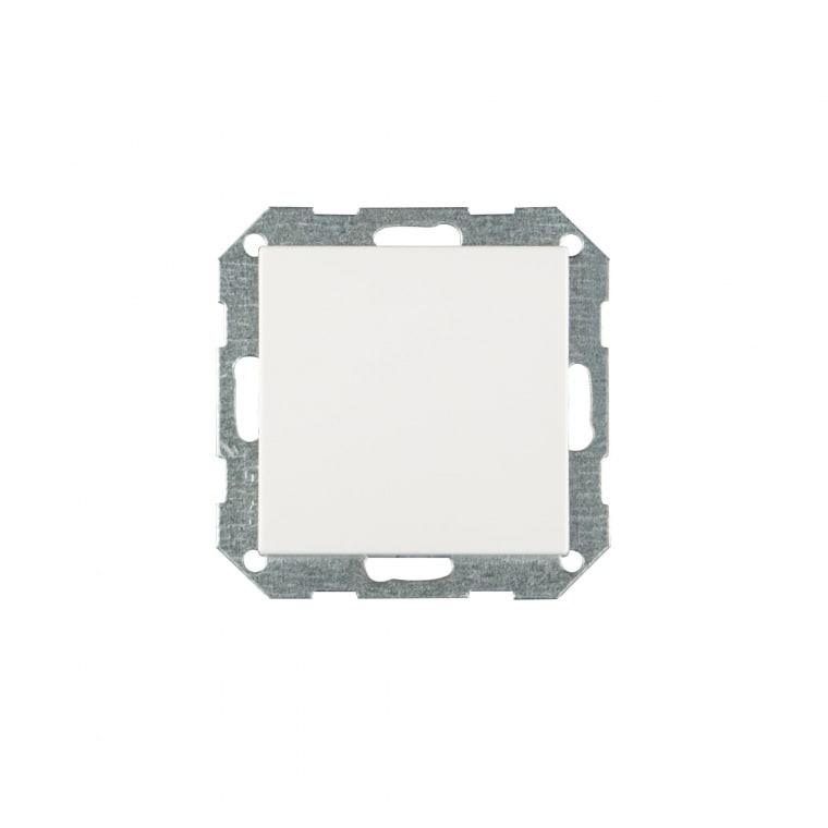 Gira Standard 55 - Taster mit Schließfunktion (015100 + 29603)