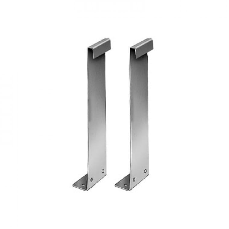 JAROLIFT Rollladen-Sperrhaken-Sicherung 130mm | 2er Pack