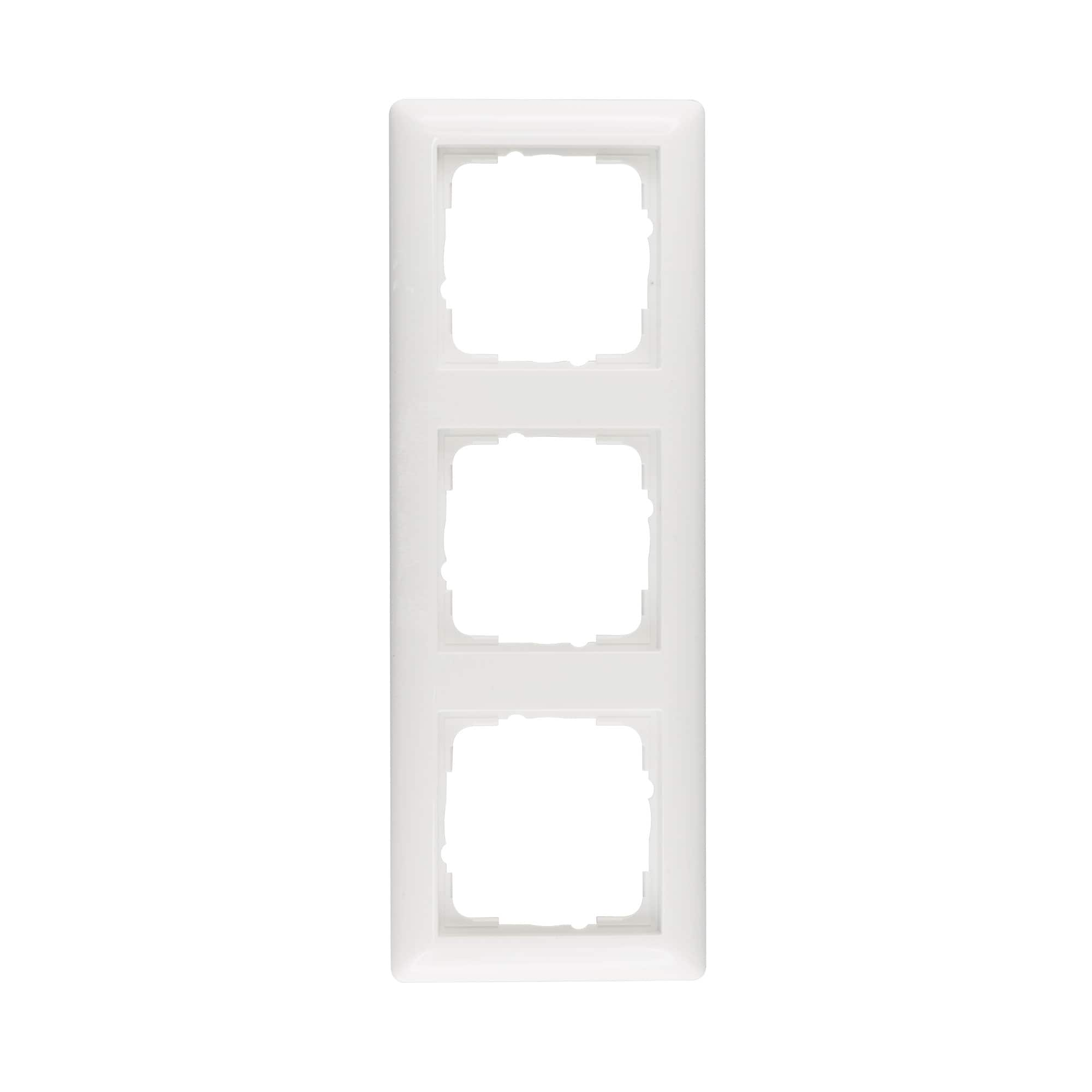 Gira Standard 55 - 3-Fach Rahmen (21303) - Abdeckrahmen ...