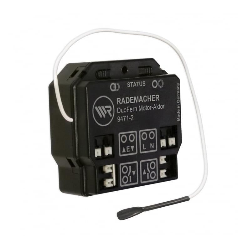RADEMACHER Rohrmotor-Aktor DuoFern potentialfrei 9471-2 (35140663)