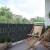 JAROLIFT PVC-Rattan Sichtschutzstreifen 2,6m inkl. 25x Befestigungsclips, anthrazit | 10 Stück