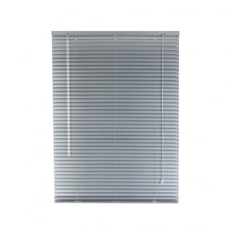 VICTORIA M Aluminium Jalousie 80 x 220cm, silber