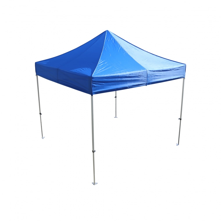 paramondo Faltpavillon PRO 40 | 4 x 4m, blau