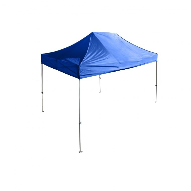 paramondo Faltpavillon PRO 40 | 6 x 4m, blau