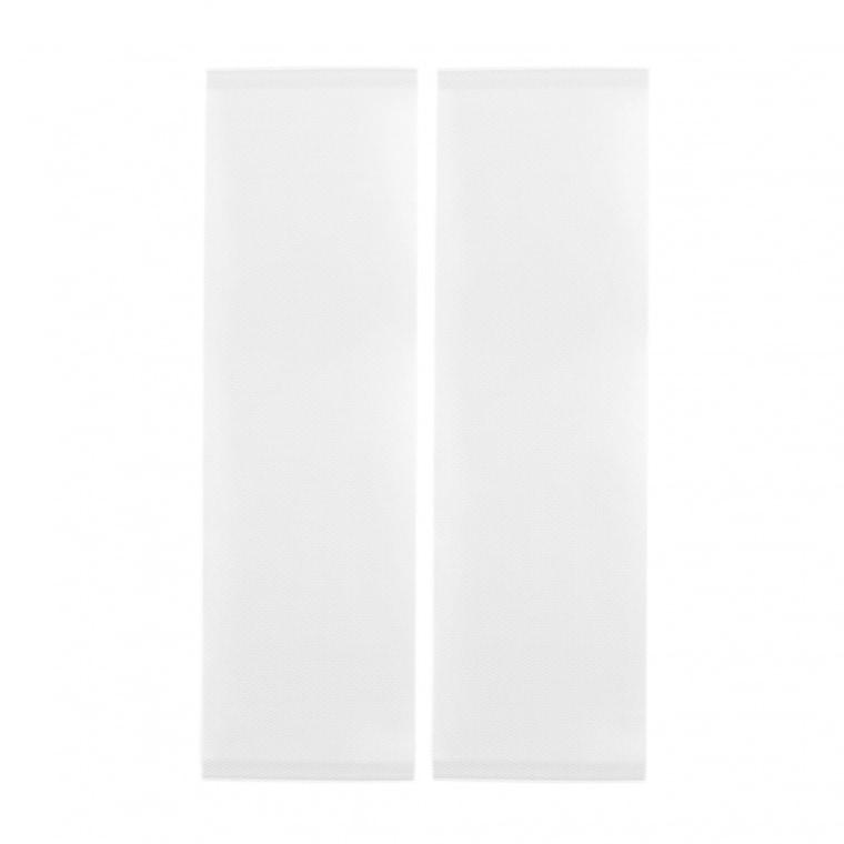 JAROLIFT Insektenschutz-Vorhang Arioso | 2x 75 x 220 cm, weiß