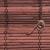 VICTORIA M Klemmfix Bambus-Raffrollo 140 x 220cm, kirsche