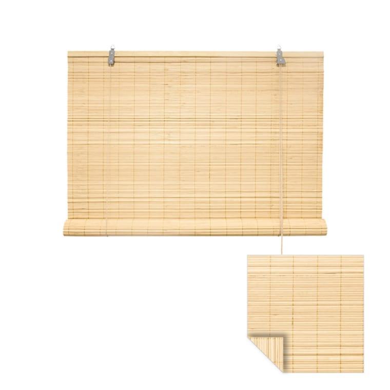 VICTORIA M Bambusrollo 120 x 220cm, natur