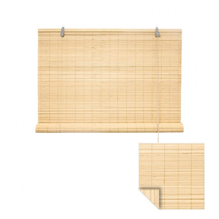 VICTORIA M Bambusrollo 130 x 160cm, natur