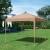 paramondo Faltpavillon Premium | 3 x 3 m, beige