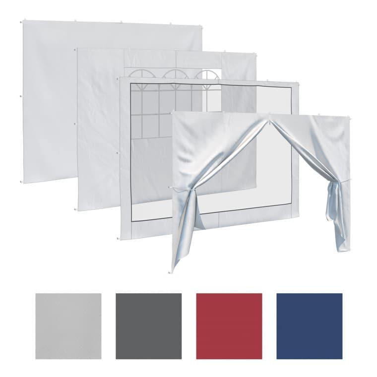 paramondo Seitenwände für Steckpavillon (Typ nach Wahl)