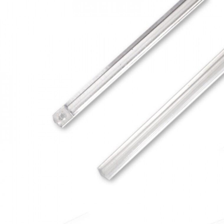 VICTORIA M Jalousie Acryl Wendestab 75cm für Aluminium Jalousien